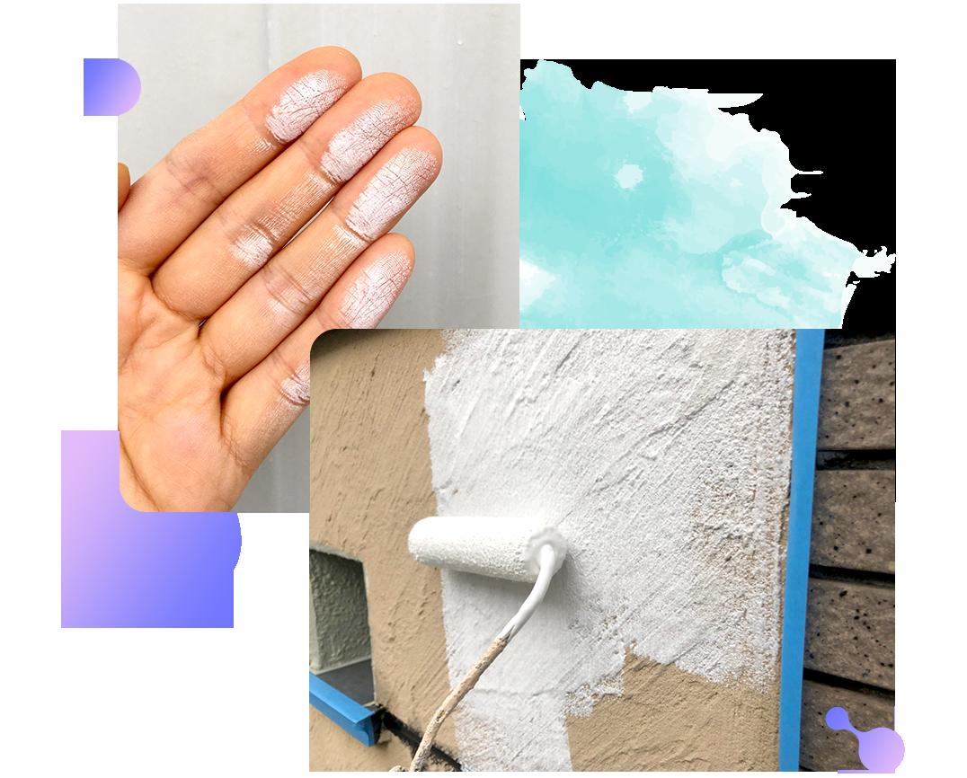 外壁塗装・補修工事